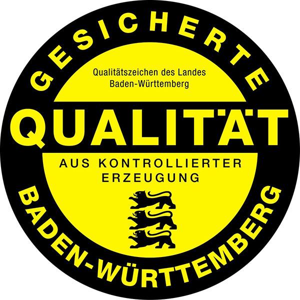 Baden-Würtemberg Gesichertete Qualität